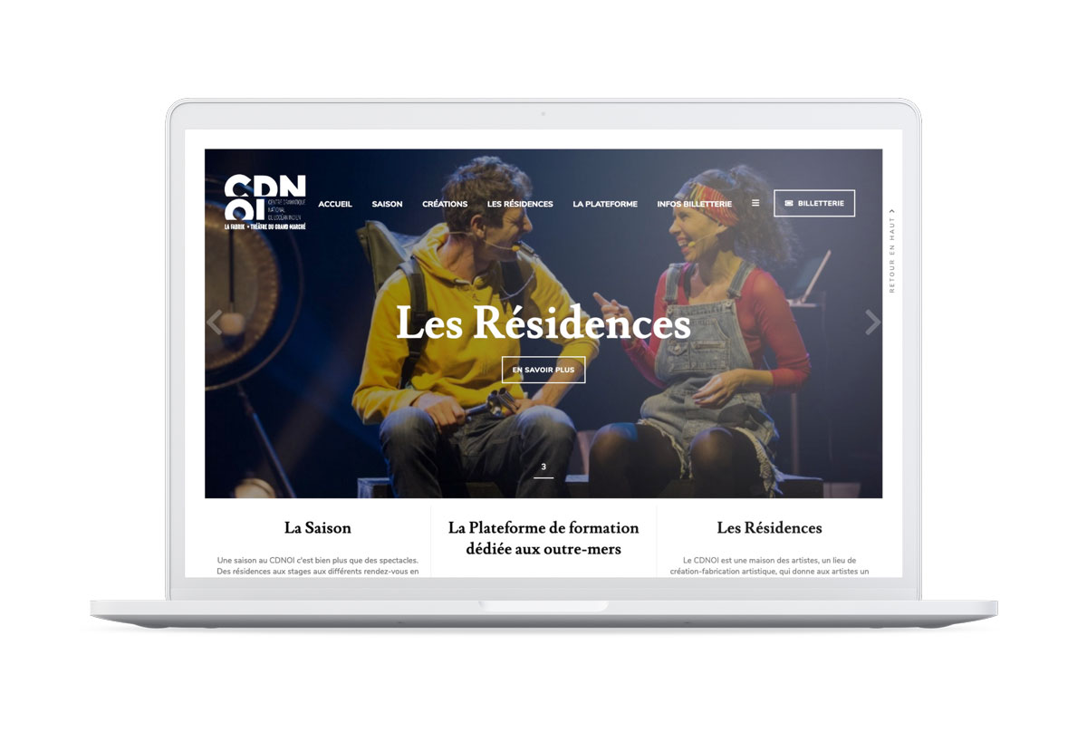 Site internet du CDNOI